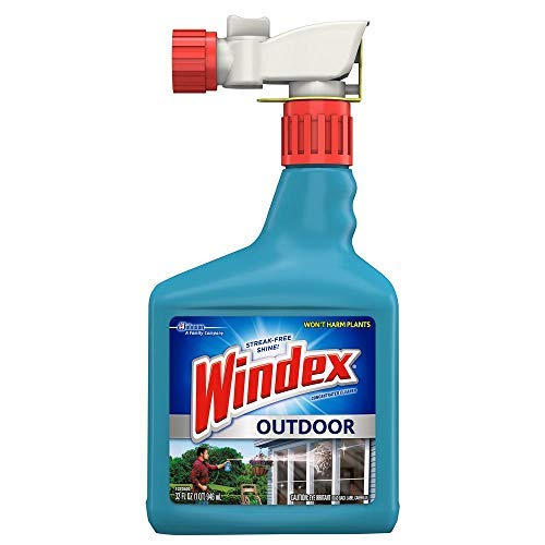 Windex Outdoor Glass & Patio Cleaner, -