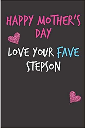 gradparent Funny sarcastic mother/'s day card step mum Card for mum