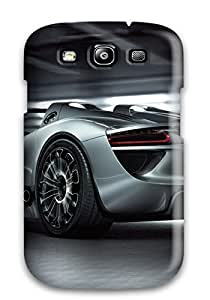 Awesome Case Cover/galaxy S3 Defender Case Cover(2011 Porsche 918 Spyder 2)