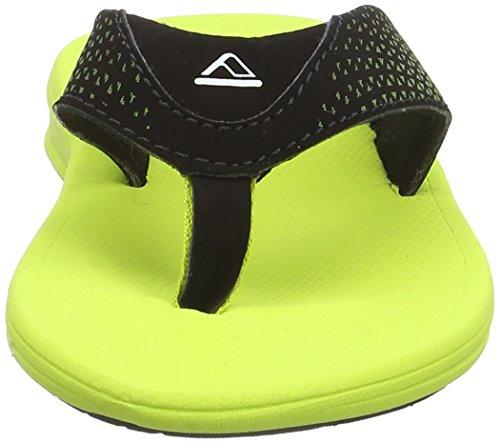 Reef Grom Rover, Zapatos de Primeros Pasos para Bebés Verde (Green)