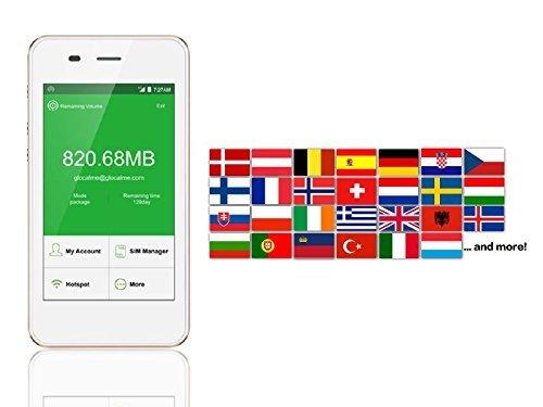 Amazon.com: Vodafone 4 G/LTE tarjeta SIM Europa Mobile WiFi ...