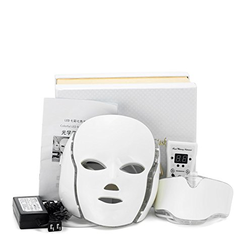 XCXC JIN LED Photon Therapy Beauty Face Care  Mask Beauty In