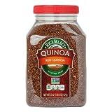 Texmati 974546 22 oz Red Quinoa44; Pack of 4