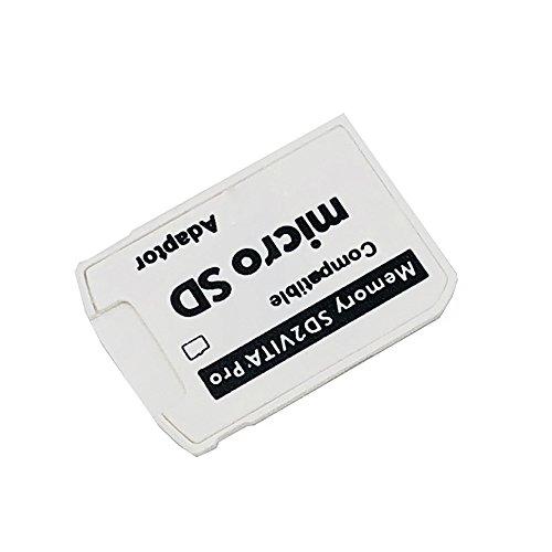 Memory SD2Vita Pro Adapter for PSV Game 1000/2000 3.60 System 5.0 PS Vita Micro SD Memory Card Adapter Fast Loading (1PCS)