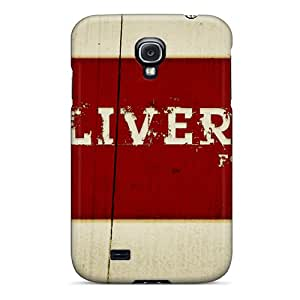 UhMHK3969-jJf Case Cover Protector For Galaxy S4 I Love Liverpool Case