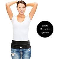 Limber Stretch Travel Money Belt Unisex, Running Belt,...