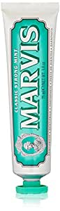 Marvis Classic Strong Mint Toothpaste, 3.8 oz