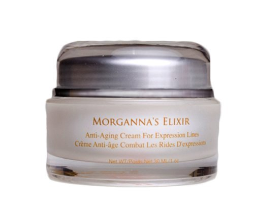 Morganna's Alchemy Elixir for Expression Lines, Off White, 1.7 Ounce