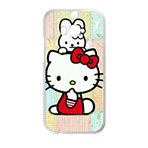 SANLSI Hello kitty Phone Case for HTC One M8 case