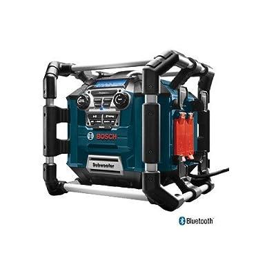 Bosch PB360C Power Box Jobsite AM/FM Radio/Charger/Digital Media Stereo