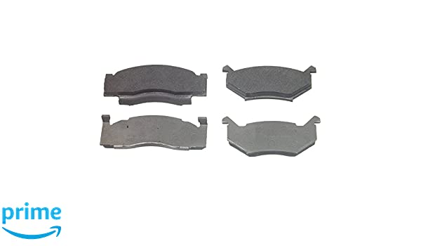 Disc Brake Pad Set-ThermoQuiet Disc Brake Pad Front Wagner MX84