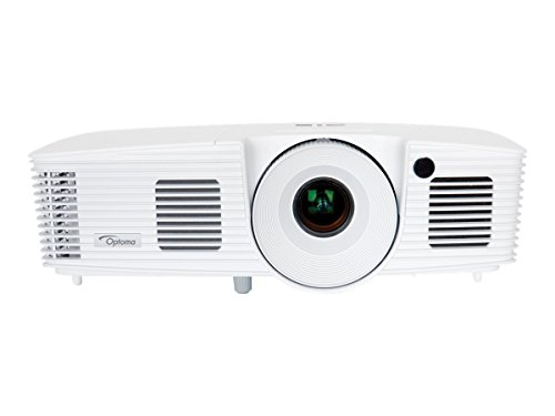 Optoma EH341 Multimedia Projector Enabled
