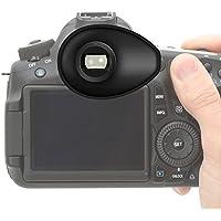 First2savvv DSLR SLR-Kamera Gummi Augenmuschel-Sucher für Nikon D750 D610 D600 D500 D300S D7200 D7100 D7000 D90 D5500 D5300 D5200 D5000 D3400 D3300 D3200 D3100 D700 D300 D200 D100 D80 D70 D60 D70 D60 DSLR Camera -QJQ-TX-P