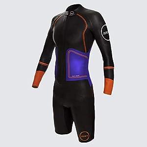 Zone3 Women's Swim-Run Evolution Wetsuit with 8mm Calf Sleeves
