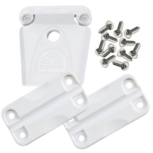 Igloo Cooler Replacement Latch, Hinge, & Screw (Replacement Latch)