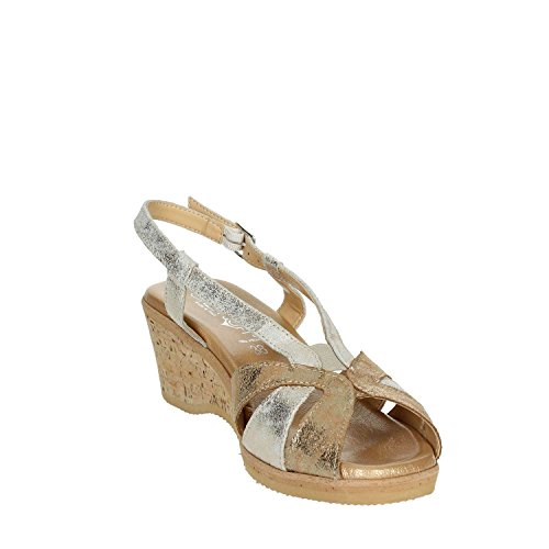 Sandalo 001 s Soft Io3691s Platino Donna Cinzia zIq0pWnW