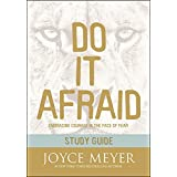 Do It Afraid Study Guide: Embracing Courage in the Face of Fear