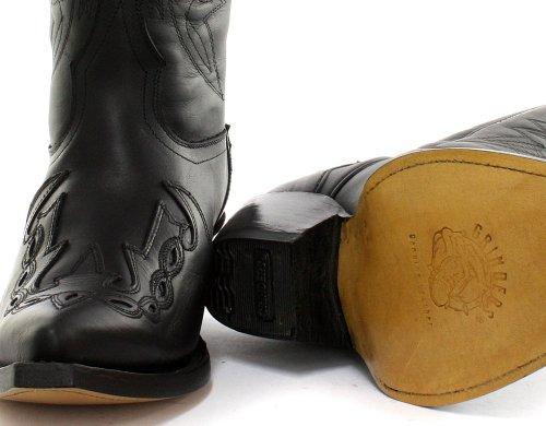 da Grinders cowboy Grinders Stivali da Stivali uomo pwdZHqx