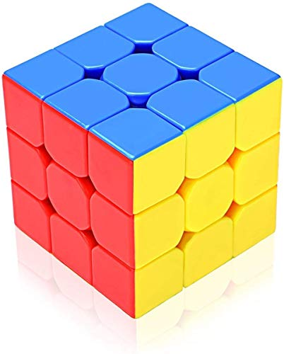 FINELINE SHOPEE 3X3X3 High Speed Magic Cube Puzzle Toy