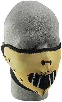 Zan Half-Face Neoprene Mask Hannibal WNFM038H