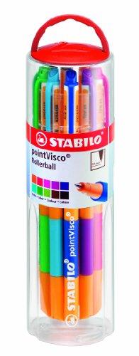 Stabilo Point Visco Drum Set Of 10
