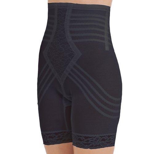Waist Long Leg Pantie Girdle Style 6209 - Black - 10XLarge (Long Leg Pantie Girdle)