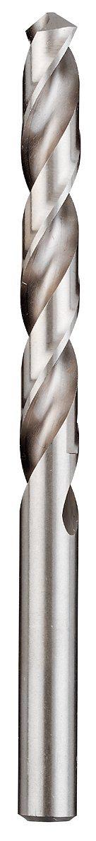 bis zu 40/% schneller, 50/% geringerer Anpressdruck, pr/äzisionsgeschliffen, DIN 338 kwb /Ø 12 mm Metallbohrer HSS-G Silver Star 206620