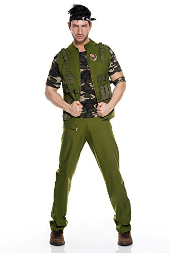 Music (General Army Costume)