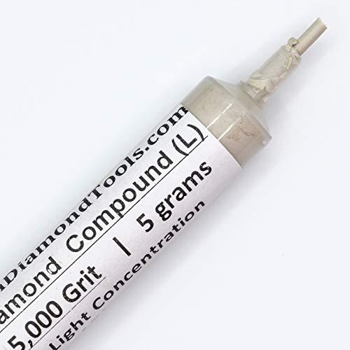 Pasta Pulido c/ Polvo De Diamante 10% 5000 Grit / 2-3 Micron