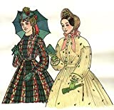 1850-1867 Gathered and Fitted Bodices Pattern