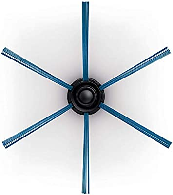 robomarket® Kit Recambios para Philips SmartPro Easy Active Compact fc8810 fc8820 FC8700 FC8710 fc8774 fc8776 2 cepillos laterales