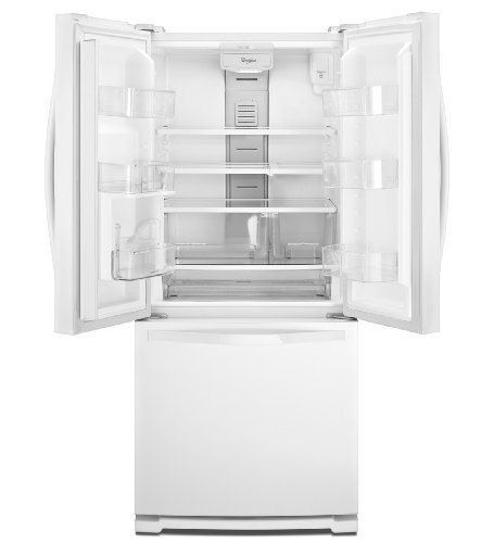 Whirlpool WRF560SEYM 19.5 Cu. Ft. Stainless Steel French Door...