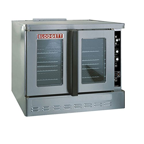 - Blodgett DFG-100-ES Single Full-Size Dual Flow Gas Convection Oven