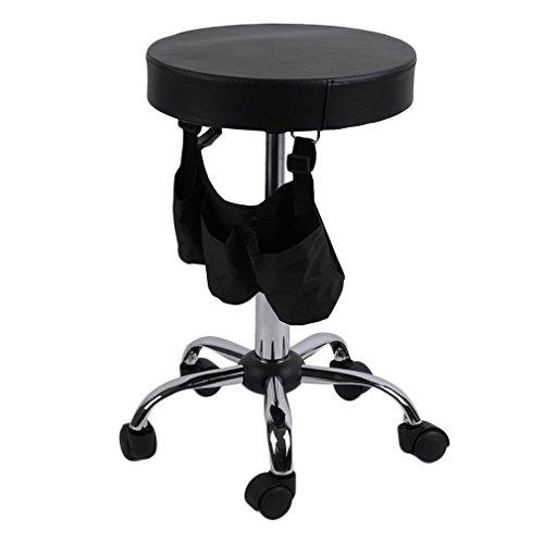 Beauty Salon Rolling Stool Tattoo Massage Facial Spa Adjustable Stool Chair by Graspwind (Image #3)