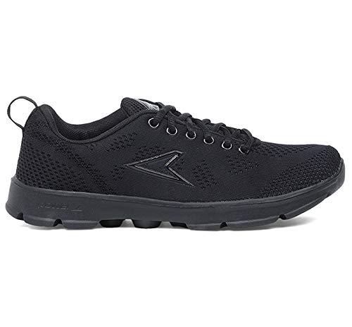 Buy BATA Men's Loop Black Sneakers-9