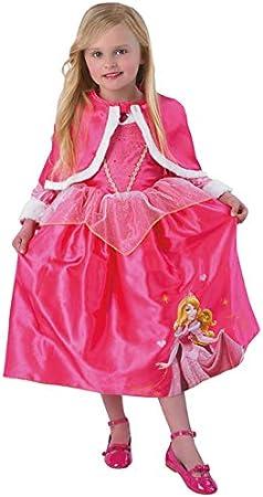 Rubies Disfraz de Aurora Winter para niña: Amazon.es: Juguetes y ...