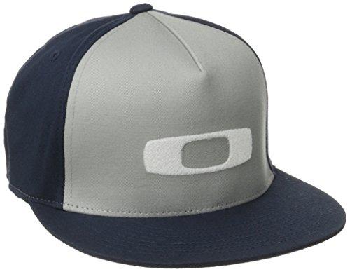 Oakley Men's Square O-Justable Flex Fit Hat, Dark Denim, - Oakley O Square