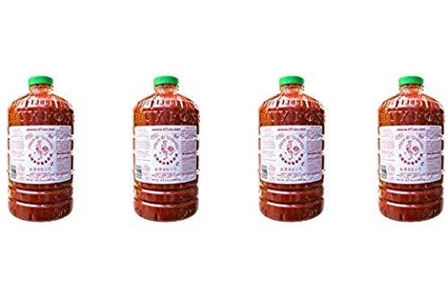 Huy Fong Sriracha, 136 Fl Oz (4 Pack)
