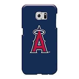 Sumsang Galaxy S6 Edge Case, Premium Protective Case With Awesome Look - Los Angeles Angels Of Anaheim