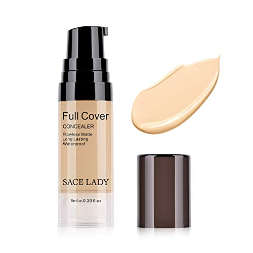 Pro Full Cover Liquid Concealer