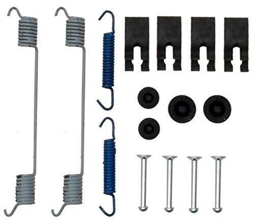 ACDelco 18K2090 Professional Rear Drum Brake Shoe Adjuster and Return Spring Kit ()