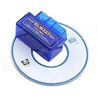 Latest Version Super Mini ELM327 Bluetooth V2.1 OBD2 Car Diagnostic Scanner For ODB2 Protocols