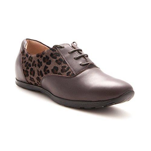 Women Summer Shoes Sneakers Leather Women Brown for Summer Zerimar Shoes Women wx4XIx7B