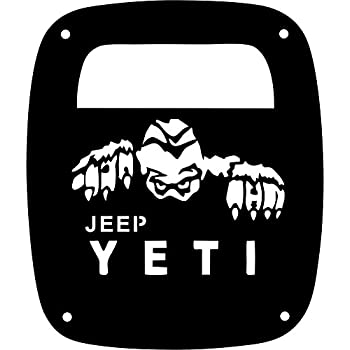 Amazon Com Jeeptails Arctic Yetiabominable Snowman