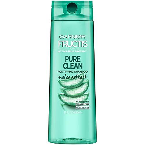 Extra Clean Shampoo - Garnier Fructis Pure Clean Shampoo, 22 fl. oz.