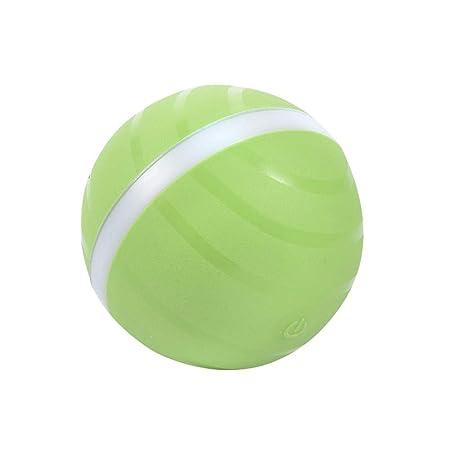 Wicked Ball - Pelota de balón para perro o niña, USB Electric Pet ...