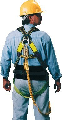 Miller Fall Protection D Ring Ex Largetension For Harness