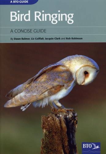 Read Online Bird Ringing: A Concise Guide PDF