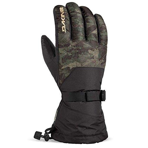 Dakine Men's Frontier Gloves, Peat Camo, L