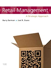 Retail Management: A Strategic Approach (12th Edition) (Paperback)